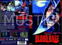 Blood Rage - gr. Promo Hartbox - Blu-ray - Neu + OVP