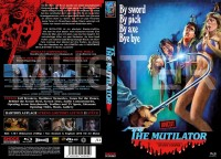 The Mutilator - gr. Promo Blu-ray - Hartbox - Neu + OVP