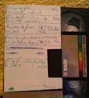Leerkassette VHS ideal for long play Nr. 506