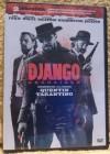 Django Unchained Quentin Tarantino DVD Uncut