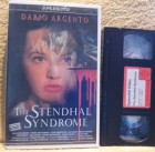 The Stendhal Syndrome Dario Argento VHS Uncut