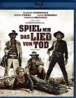 SPIEL MIR DAS LIED VOM TOD Blu-ray - Sergio Leone Klassiker