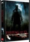 FREITAG DER 13. (2009) - KILLER CUT Cover B - Mediabook