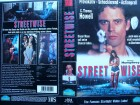 Street Wise ... C. Thomas Howell ... VHS ...  FSK 18