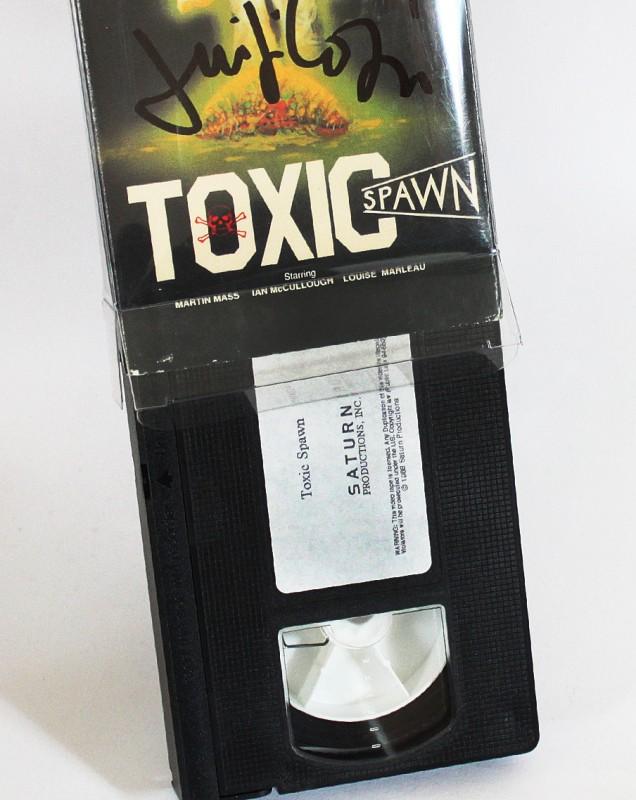 Toxic Spawn (Astaron) - US, NTSC, engl., signiert!