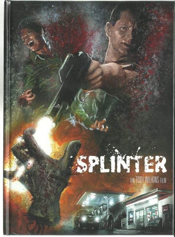 SPLINTER - Mediabook OVP