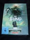John Carpenter THE THING - DAS DING De Luxe-Edition SPITZE