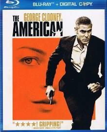 American, The (2010) ungeschnitten GB blu ray (engl. Ton)
