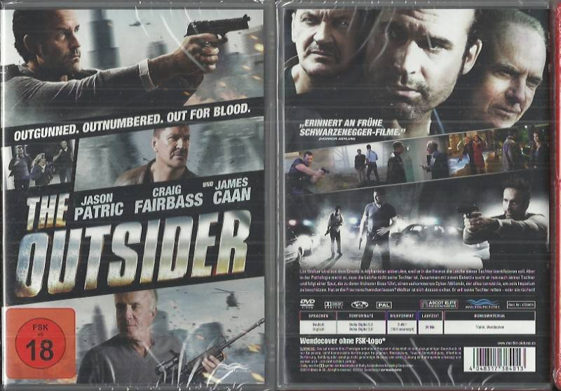 The Outsider  (59058945,NEU,AKTION SALE)