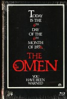 Das Omen Gr. Blu-ray Hartbox D 66/99 Limited Edition 84 Ovp