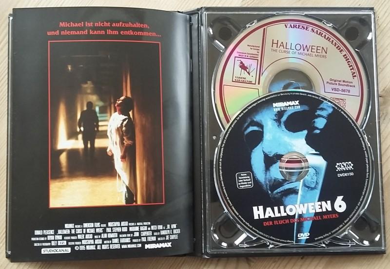 Halloween 6 Mediabook