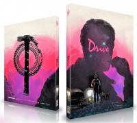 Drive (2011) MEDIABOOK BIRNENBLATT Cover B lim. auf 444 ovp
