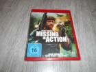 MISSING IN ACTION - Blu Ray - Chuck Norris - uncut ovp/neu