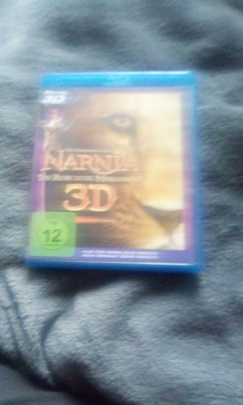 Die Chroniken v Narnia die Reise auf der Morgenröte 3D 3disk