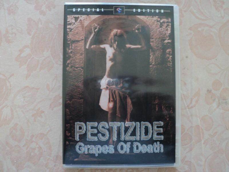 Pestizide - Grapes of Death - DVD - Uncut