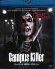 CAMPUS KILLER Blu-ray - Top Teen Halloween Slasher Horror