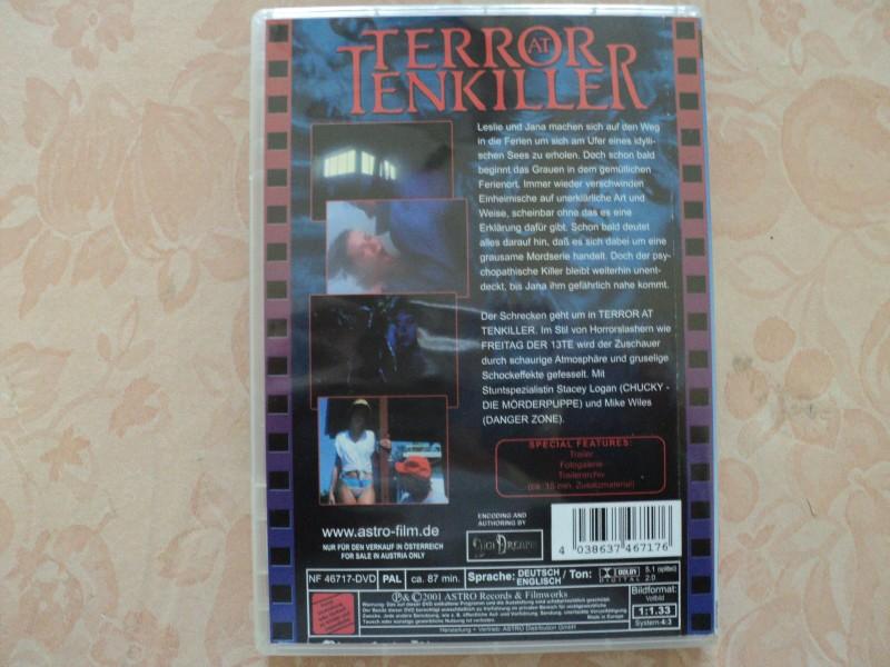 Terror at Tenkiller - DVD - Uncut