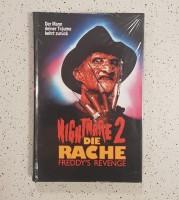 Nightmare 2 - Die Rache (Große Hartbox) Leerbox