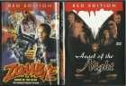 Dawn of the Dead + Angel of the Night UNCUT DVDs