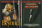 Geisterstadt der Zombies + Cannibal Holocaust - 2UNCUT DVDs