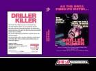 Driller Killer - gr. Hartbox E - Inked Pictures -lim. 22 NEU