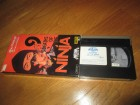 VHS - 9 Deaths of the Nnja - Sho Kosugi - Media Pappe - NTSC