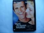 Was Frauen wollen ... Mel Gibson, Helen Hunt ... DVD