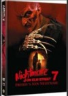 NIGHTMARE ON ELM STREET 7 (Blu-Ray+DVD) Mediabook Wattiert