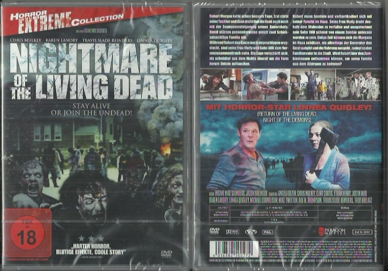 Nightmare of the Living Dead(4905445645, NEU AKTION)