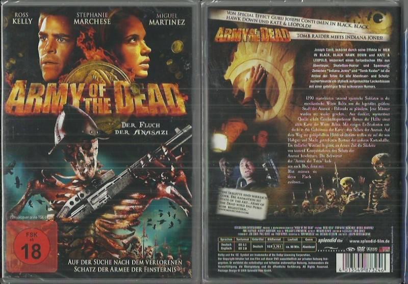 Army of the Dead(4905445645, NEU AKTION)