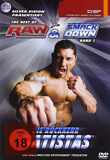 WWE - Die Rückkehr Batistas  (NEU) ab 1€