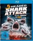5-Headed Shark Attack  (Blu-ray) NEU ab 1€