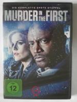 Murder in the First - Komplette 1. Staffel - Krimi Serie