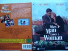 When a Man Loves a Woman ... Andy Garcia, Meg Ryan ... DVD