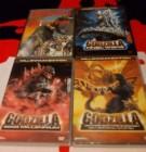 Godzilla - Sammlung - 4 DVD