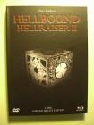 HELLBOUND, Hellraiser 2 - Mediabook, schwarz