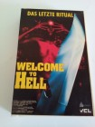 Welcome to Hell(Brian Yuzna,Maud Adams)VCL Großbox uncut TOP