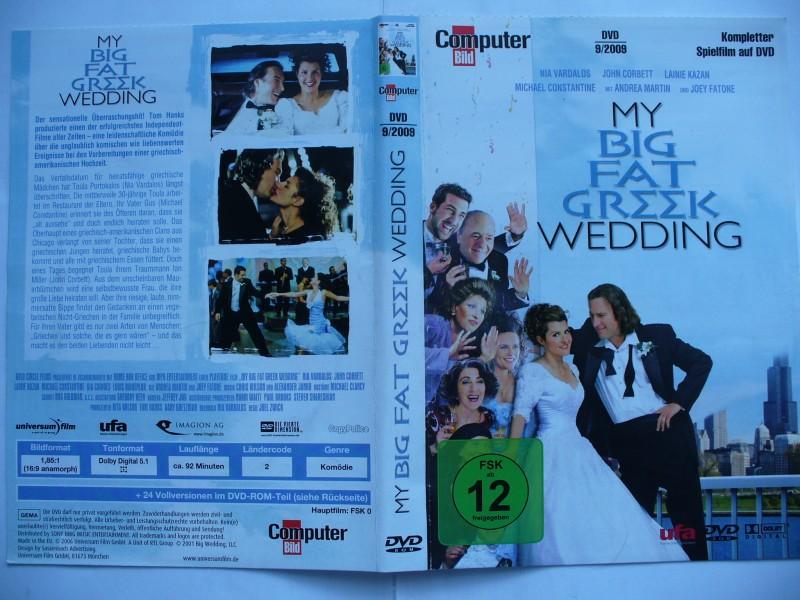 My Big Fat Greek Wedding ... Nia Vardalos ... DVD