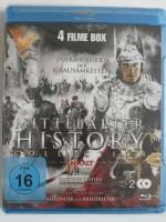 4x Mittelalter Historien - Bathory Folter Blutgräfin - Pakt