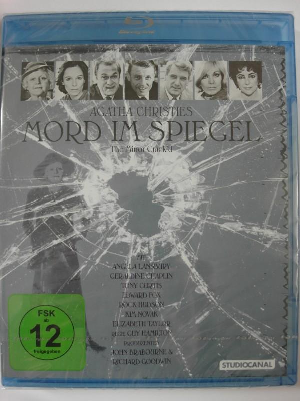 Mord im Spiegel - Agatha Christie, Miss Marple - Lansburry