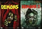 Demons 1 + 2 XT Mediabook s wattiert limitiert (AT) Dämonen