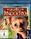DIE LEGENDE VON PINOCCHIO Blu-ray - Martin Landau Udo Kier