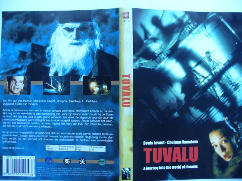 Tuvalu ... Denis Lavant ... DVD ... holländische Version