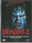 DEMONS 2 - Mediabook  OVP
