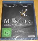 Die drei Musketiere: & Die vier Musketiere Blu-ray Neu & OVP