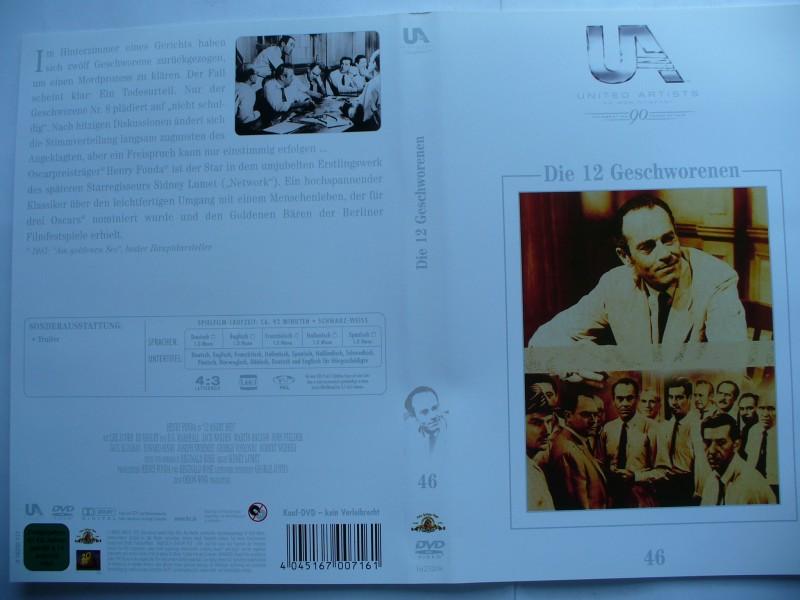 Die 12 Geschworenen ... Henry Fonda ...  DVD