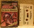 Larry Brent Die Horror-Maschine (4)MC Bitte lesen!