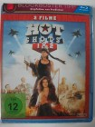 Hot Shots 1 + 2 - Sammlung - Charlie Sheen, Elwes, Bridges