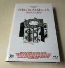 Hellraiser 4 - Bluray - Grosse Hartbox - Lim. 84