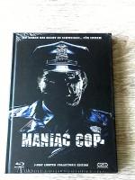 MANIAC COP(KLASSIKER)LIM.MEDIABOOK D(131/444)UNCUT
